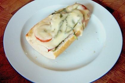 Thunfisch - Baguette 1
