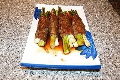 Japanische Steakrollen (Bild)