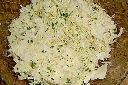 Lecker - Schmecker - Krautsalat