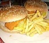 Fischstäbchenburger (Bild)
