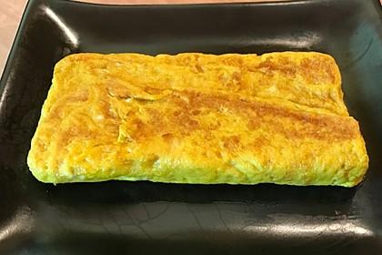 Tamagoyaki, japanisches Omelett 4