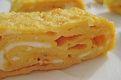 Tamagoyaki, japanisches Omelett