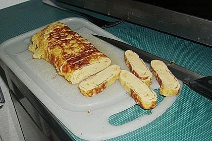 Tamagoyaki, japanisches Omelett 1