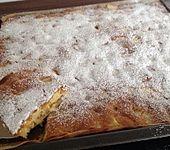 Apfelkuchen Großmutters Art (Bild)