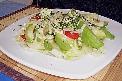 Afrikanischer Avocadosalat 6