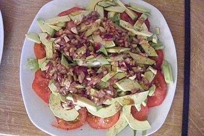 Afrikanischer Avocadosalat 8