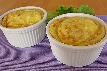 Kartoffel - Mais Auflauf 2