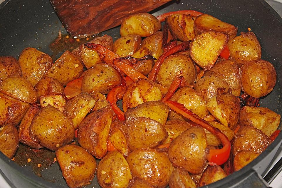 Spanische Kartoffeln Von Elis Nbg Chefkochde