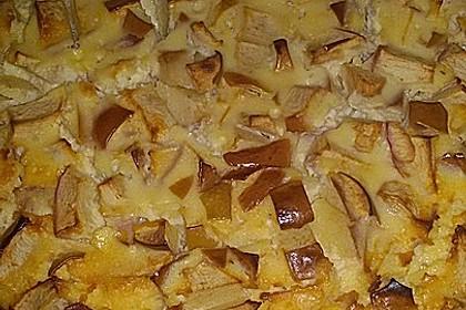 Käsekuchen ohne Boden 3