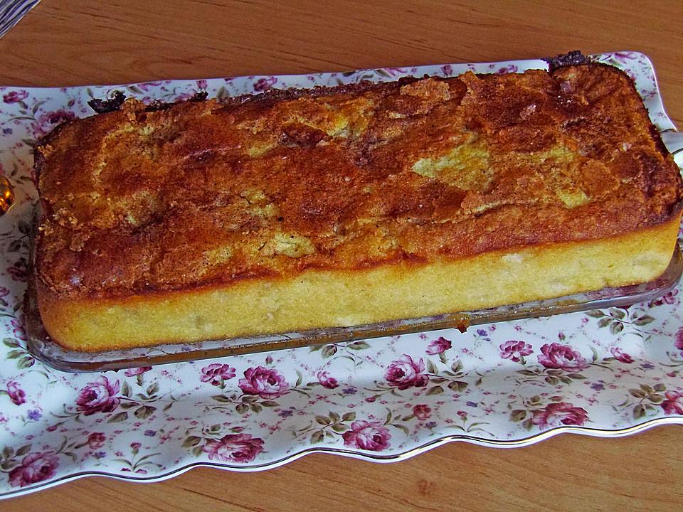 Quark Apfelkuchen Ohne Boden Von Ulrikem Chefkoch De