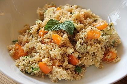 Quinoa-Amarant-Salat