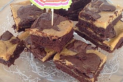 Oster-Eierlikör-Brownies 3