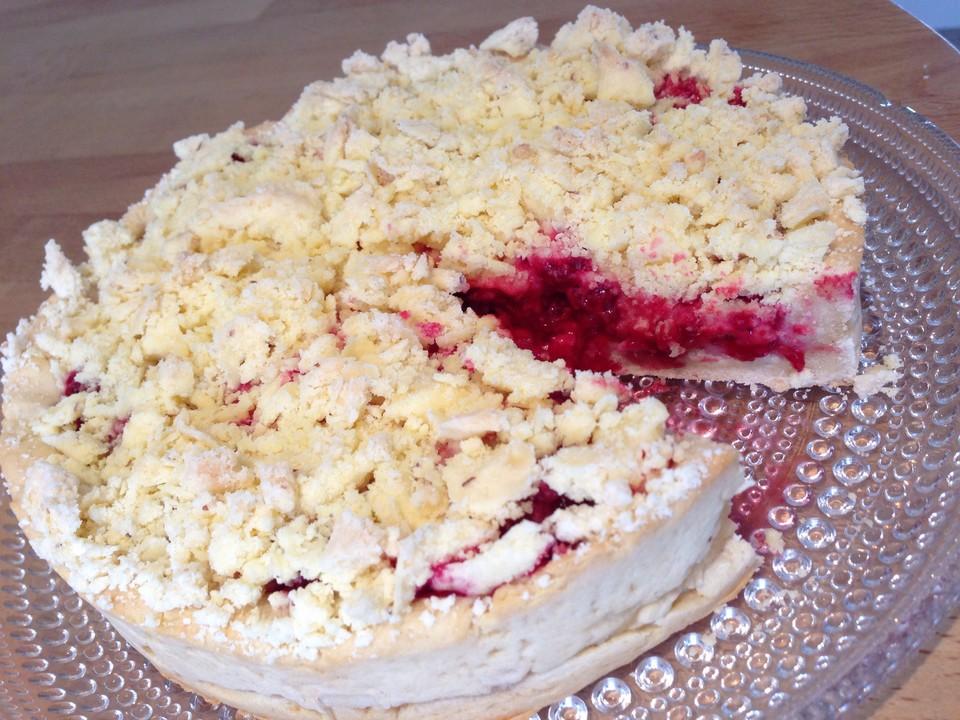 Streuselkuchen Mit Kirschen Vegan Und Glutenfrei Von Jennifee222