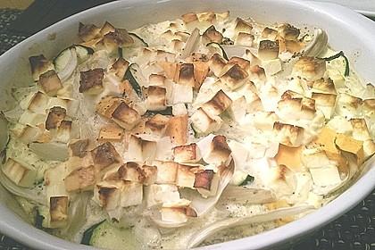 Süßkartoffel-Gratin mit Feta 10