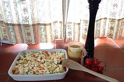 Süßkartoffel-Gratin mit Feta 4