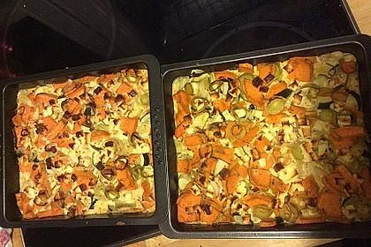 Süßkartoffel-Gratin mit Feta 6