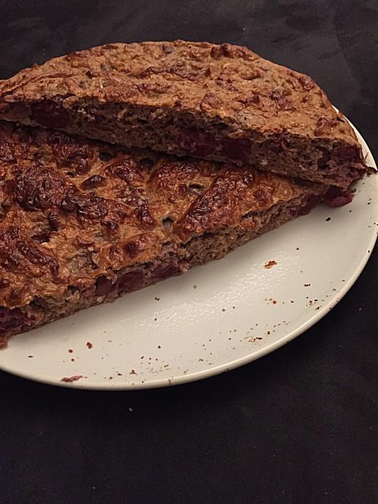 Fitness Protein Schokoladen Kirschkuchen Von Ersinet81 Chefkoch De