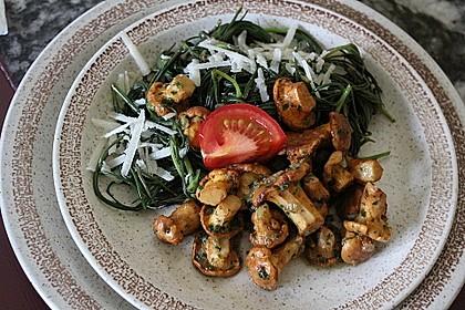 Salat vom Mönchsbart 2