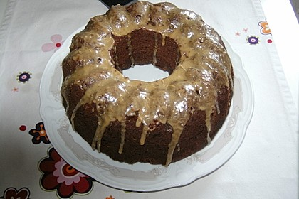 Schoko-Bananen-Nuss-Kuchen 1