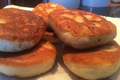 Erdnuss Baos – süße gebratene Erdnuss-Teigtaschen 2