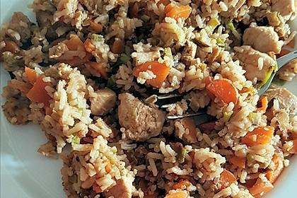 Gebratener Reis 4
