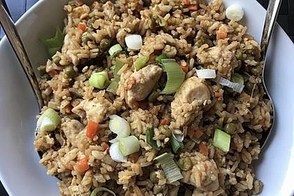 Gebratener Reis 10