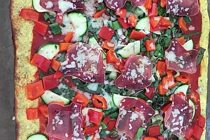 Low Carb Pizzarolle 125