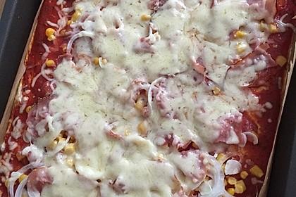 Low Carb Pizzarolle 145