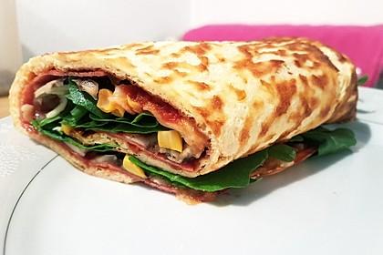 Low Carb Pizzarolle 59