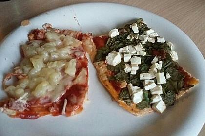 Low Carb Pizzarolle 93