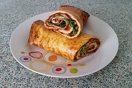 Low Carb Pizzarolle 33