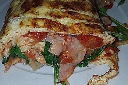 Low Carb Pizzarolle 51