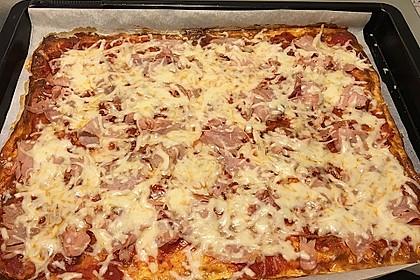 Low Carb Pizzarolle 90