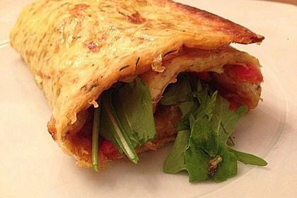Low Carb Pizzarolle 46