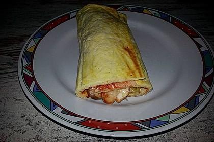 Low Carb Pizzarolle 135