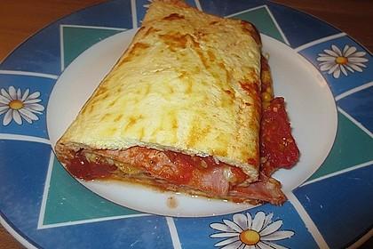 Low Carb Pizzarolle 85