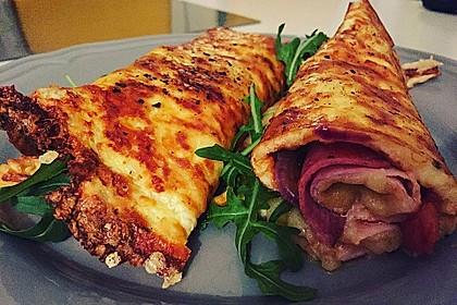 Low Carb Pizzarolle 27