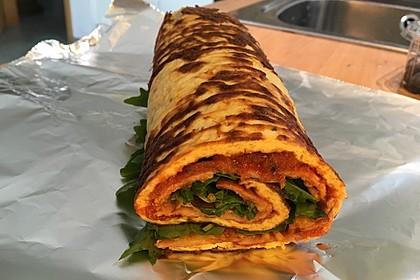 Low Carb Pizzarolle 96