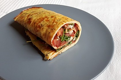 Low Carb Pizzarolle 25