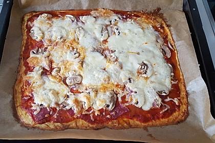 Low Carb Pizzarolle 23