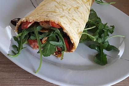 Low Carb Pizzarolle 17