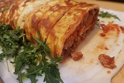 Low Carb Pizzarolle 119