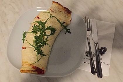 Low Carb Pizzarolle 75