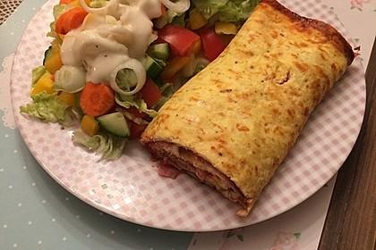 Low Carb Pizzarolle 115