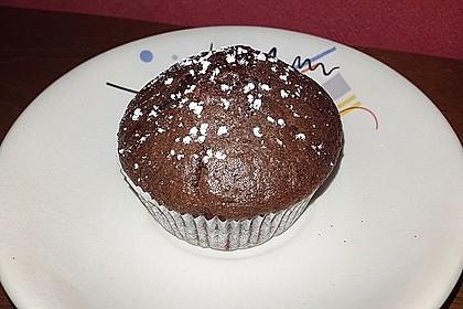 Schoko-Himbeer-Muffins 8