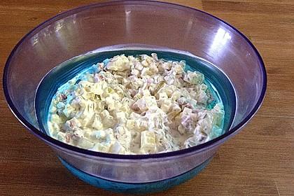 Handkäs-Salat (Bild)