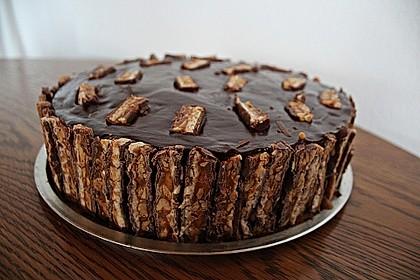 Snickers-Kuchen 1