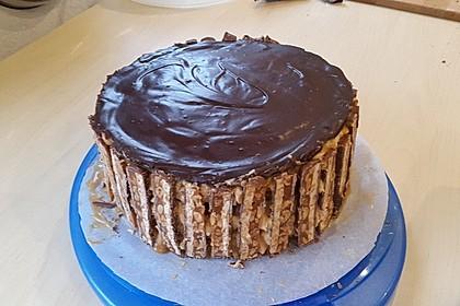 Snickers-Kuchen 4