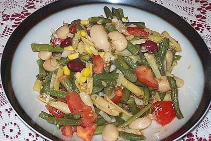 Heikes bunter Bohnensalat 4