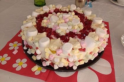 Marshmallowtorte (Bild)